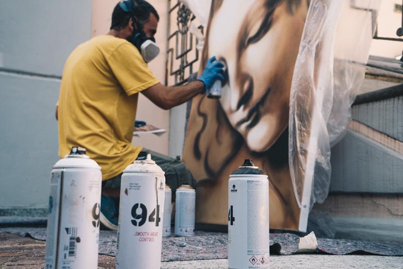 Street art ad Angera: il museo a cielo aperto di Andrea Ravo Mattoni