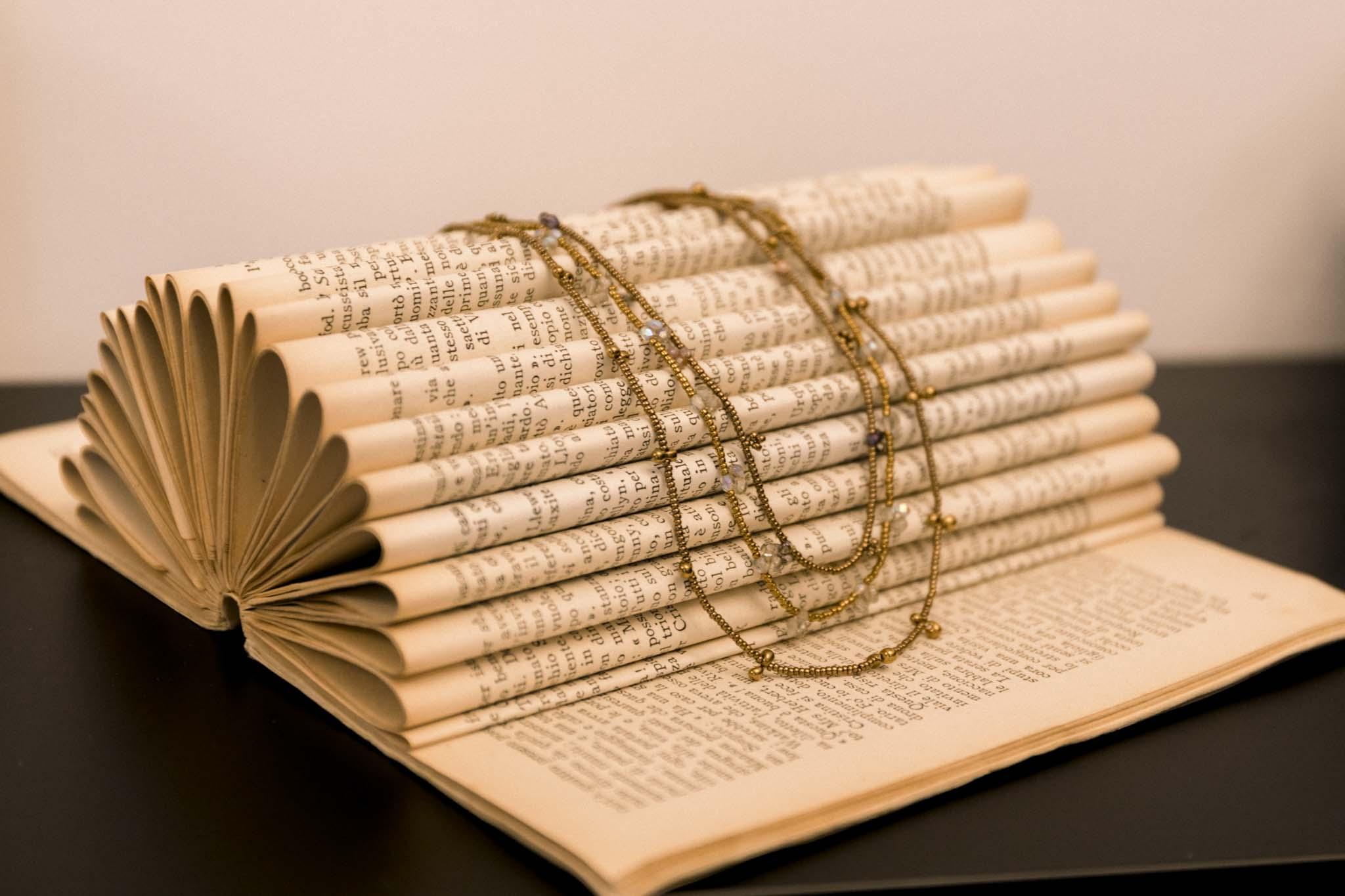 Penelope Jewelry – la magia di disfare una tela