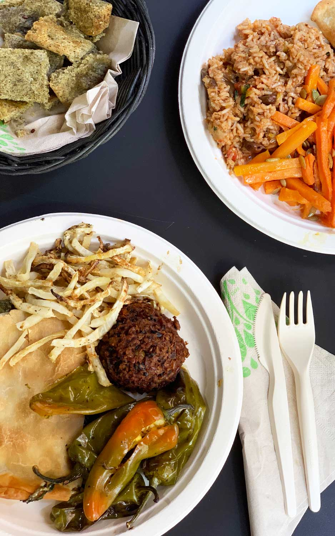 JAA-NU' | gastronomia vegana