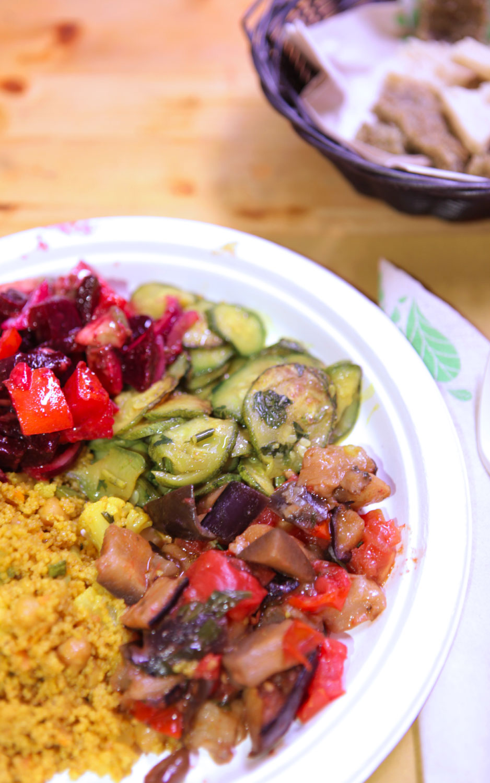 gastronomia vegana genova