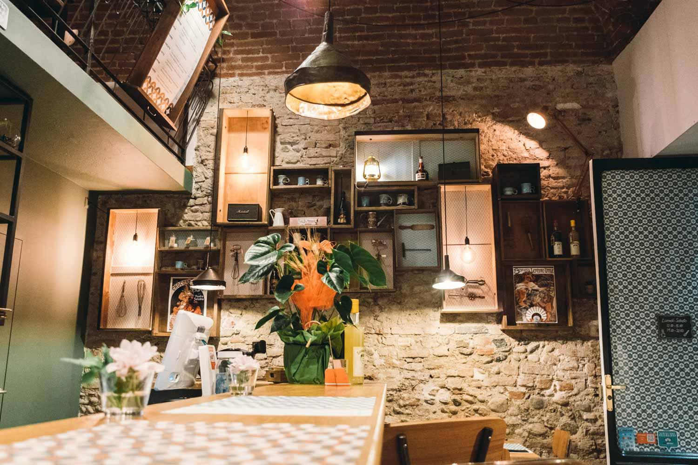 Le Galette Bretoni di Chez Camille Petit Bistrot