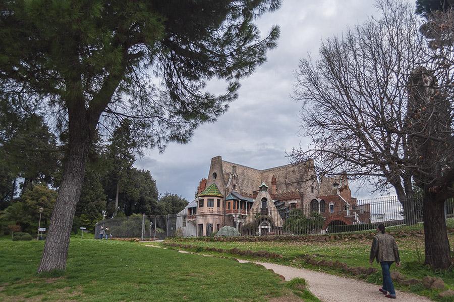 Casina delle Civette Villa Torlonia Roma Nomentano Diego Funaro