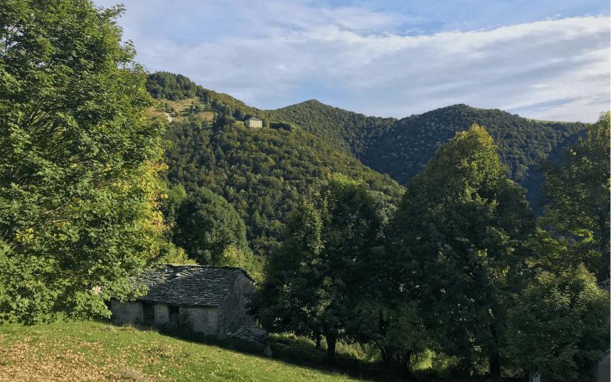 Panorama Rifugio Murelli