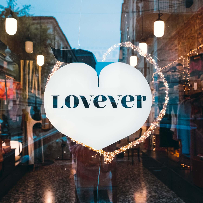 Lovever shop Torino