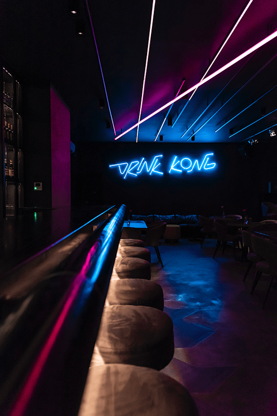Drink Kong Roma a Rione Monti: un Instict Cocktail Bar dalla vibe anni 80