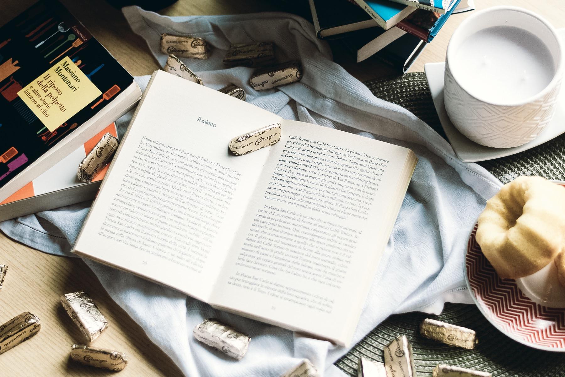 cioccolato calcagno book crossing torino