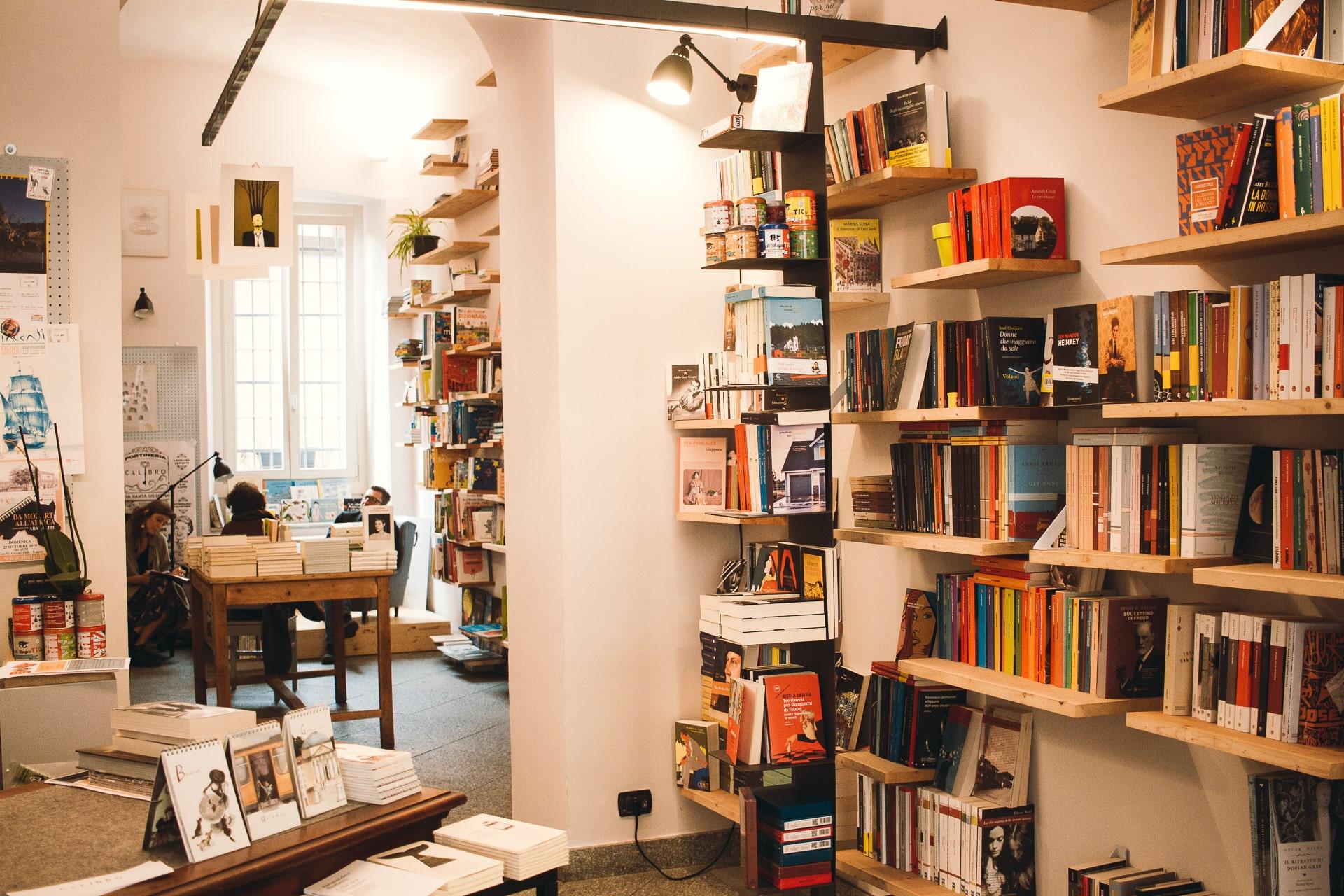 libreria vanchiglia