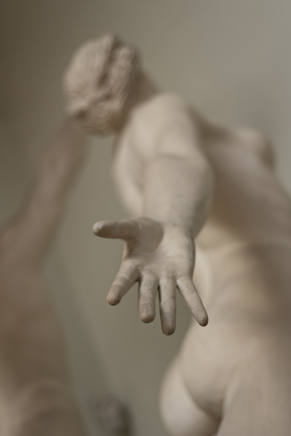 Museo Hendrik Christian Andersen Roma Flaminio Diego Funaro scultura