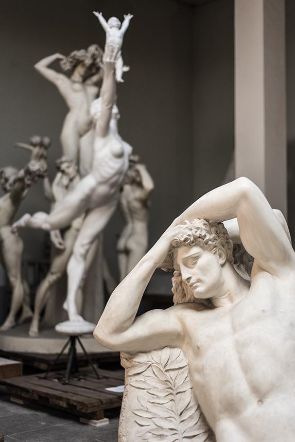 Museo Hendrik Christian Andersen quartiere Flaminio Roma Scultura Diego Funaro