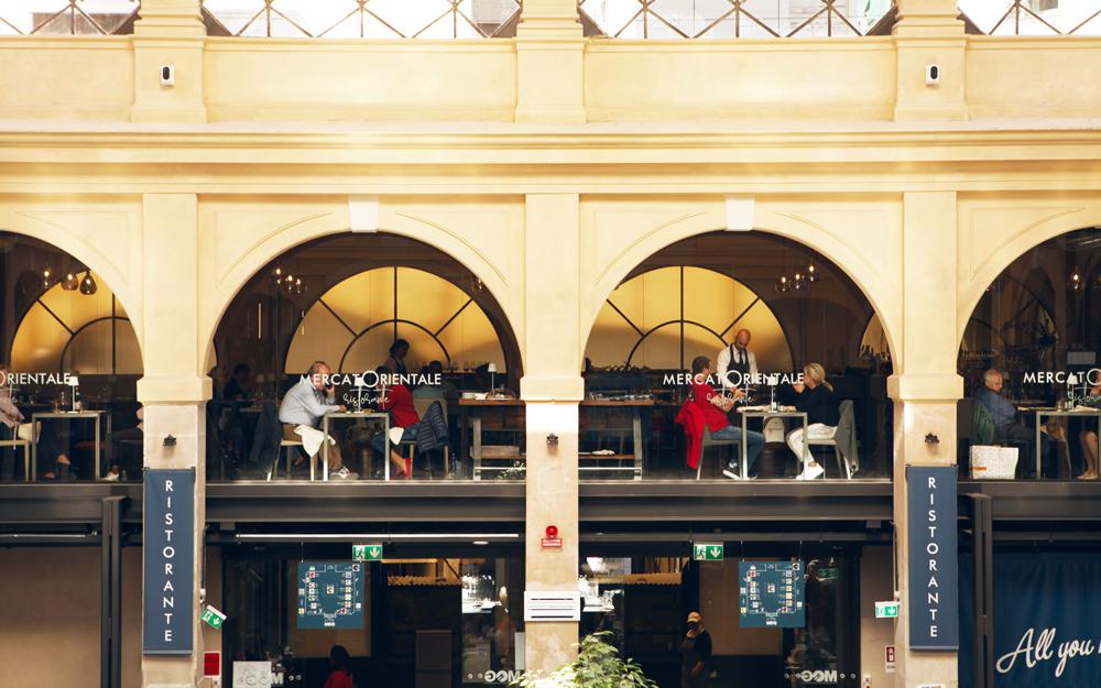 Mercato Orientale Genova