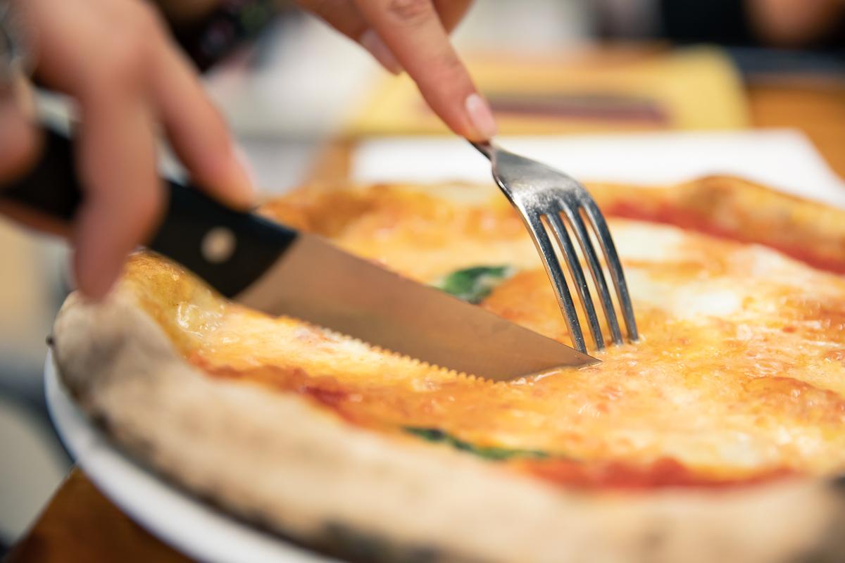 pizza Eataly torino