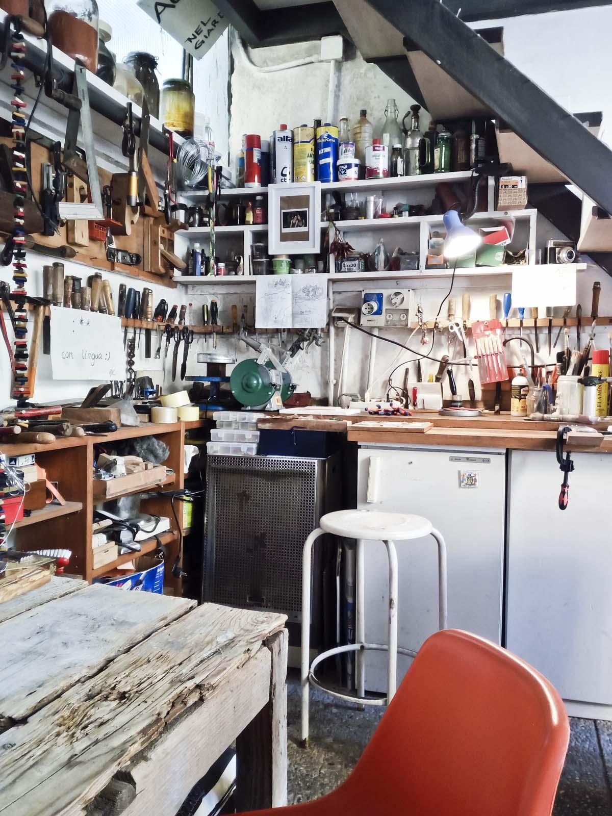 Esthia Atelier Roma