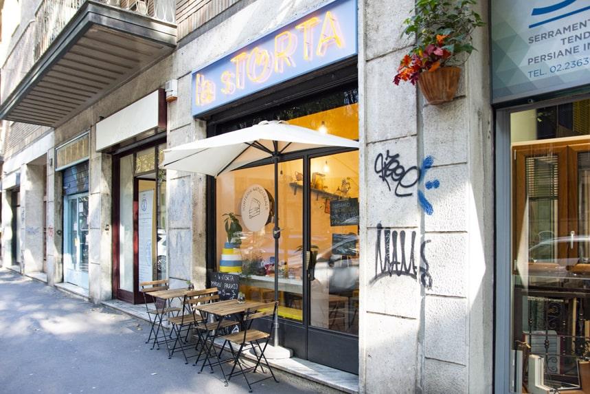 La sTorta, torteria artigianale a Milano