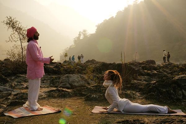 Da Torino all'India alla scoperta dello yoga