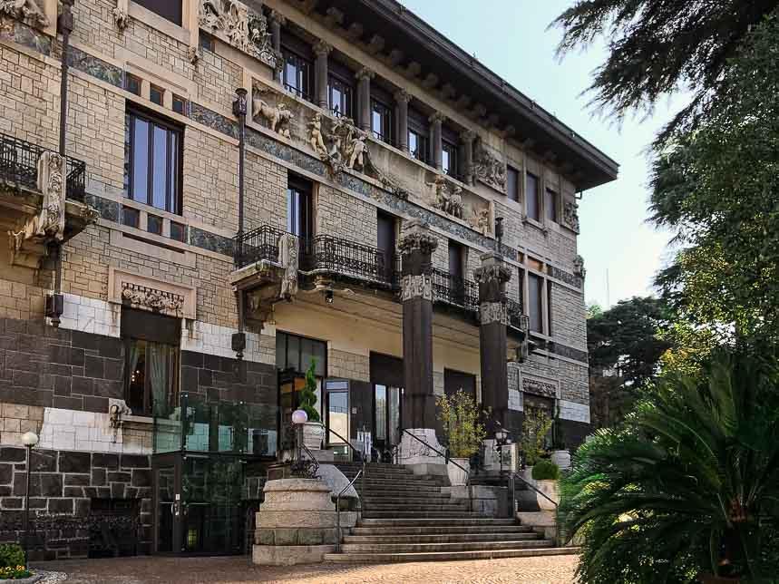 Villa Faccanoni Milano