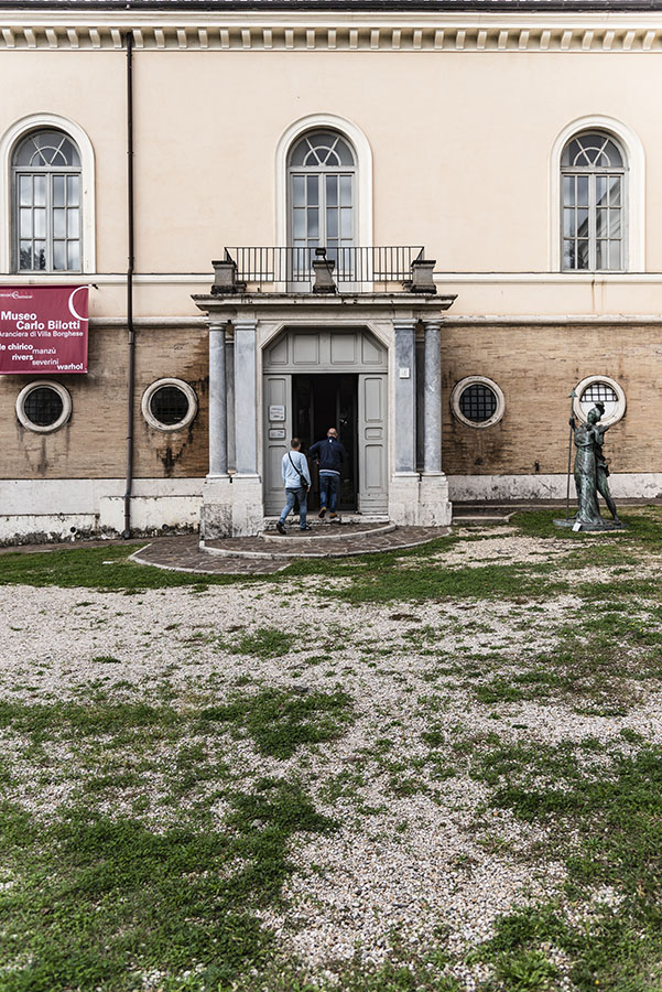 Museo Carlo Bilotti Aranciera di Villa Borghese