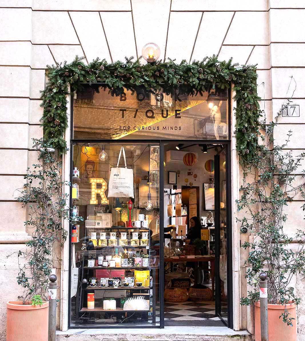 Booktique a Roma, il mix perfetto tra cultura e innovazione