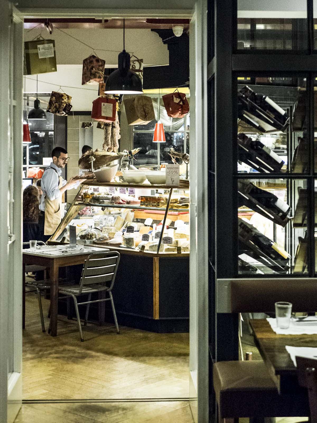Aperitivo con shopping gourmet ai Parioli: Ercoli 1928