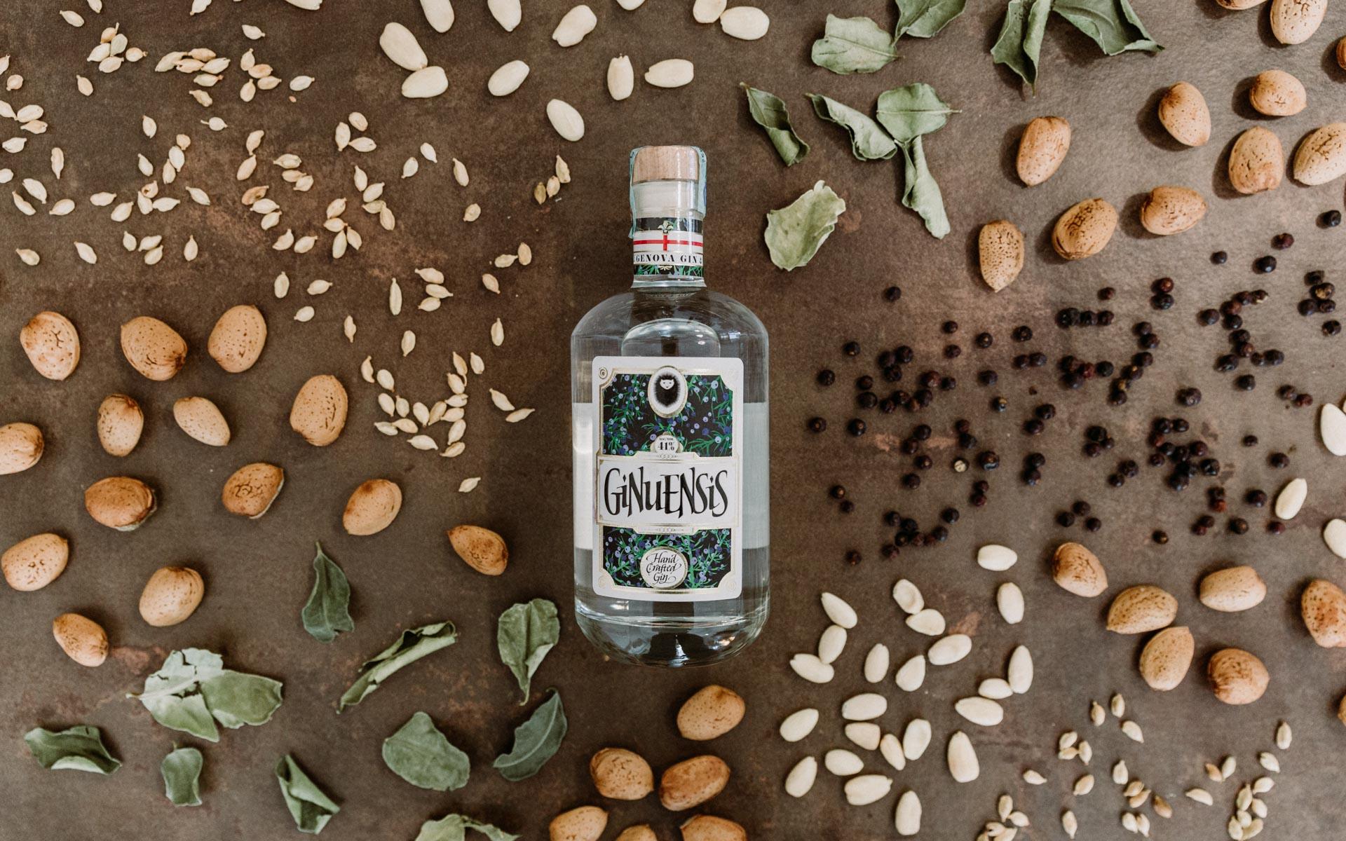 Ginuensis | il primo Gin genovese
