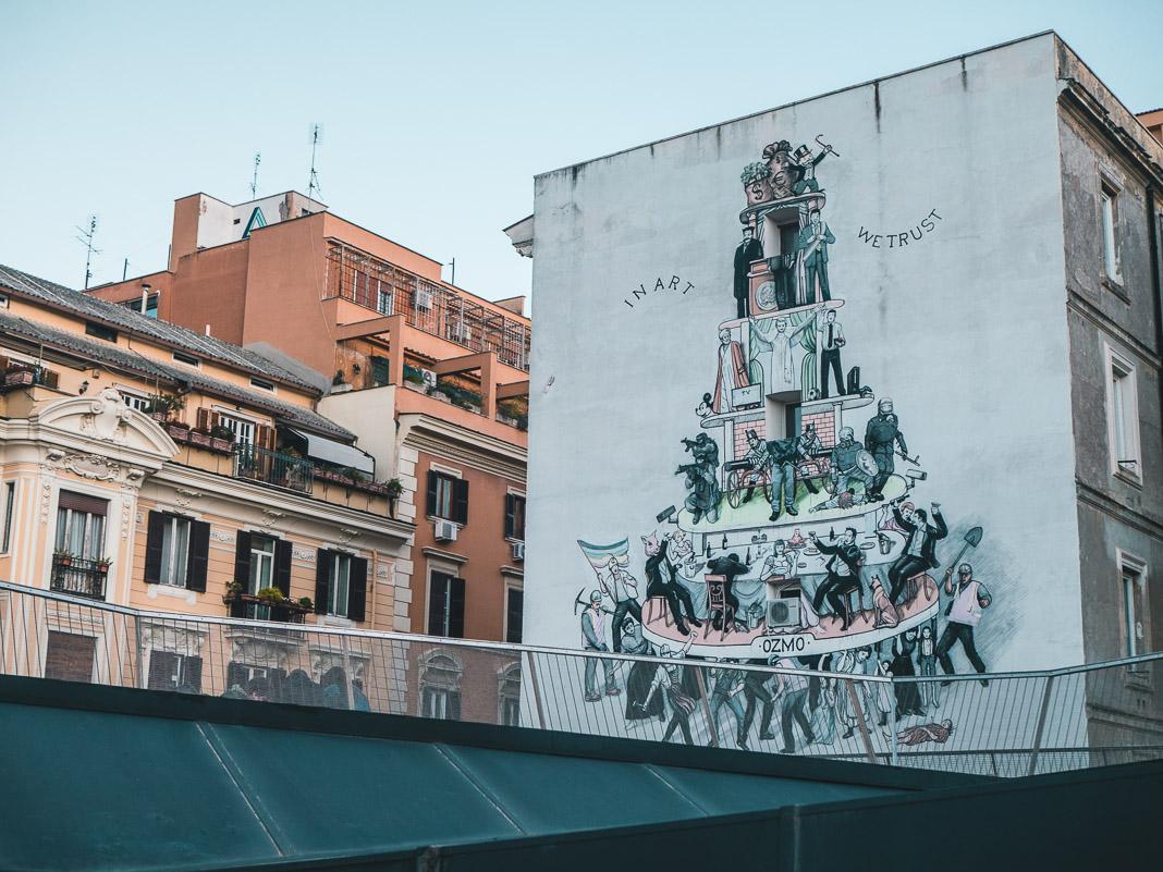 Museo MACRO a Roma: quando un birrificio incontra l'arte moderna