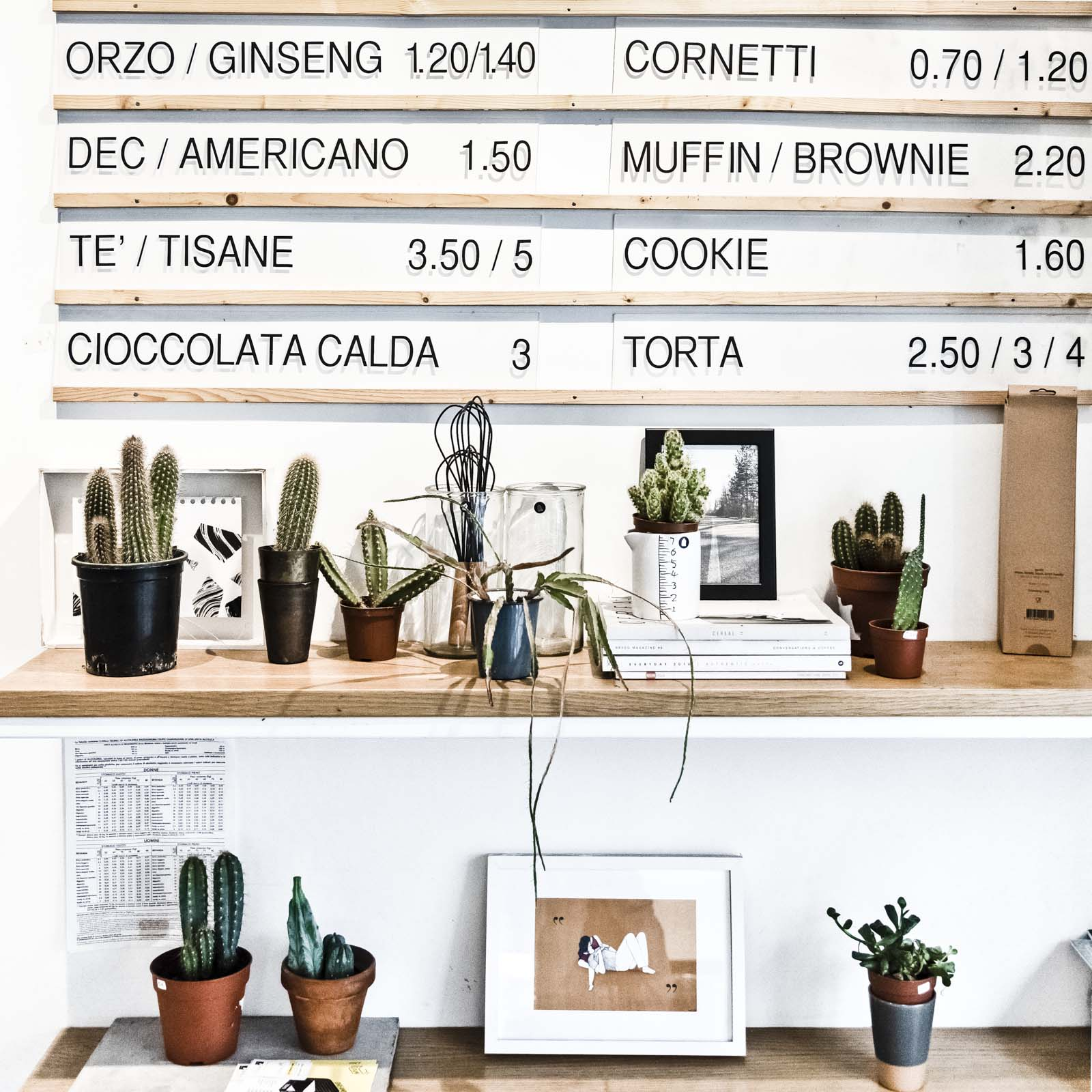 materia Cafè roma