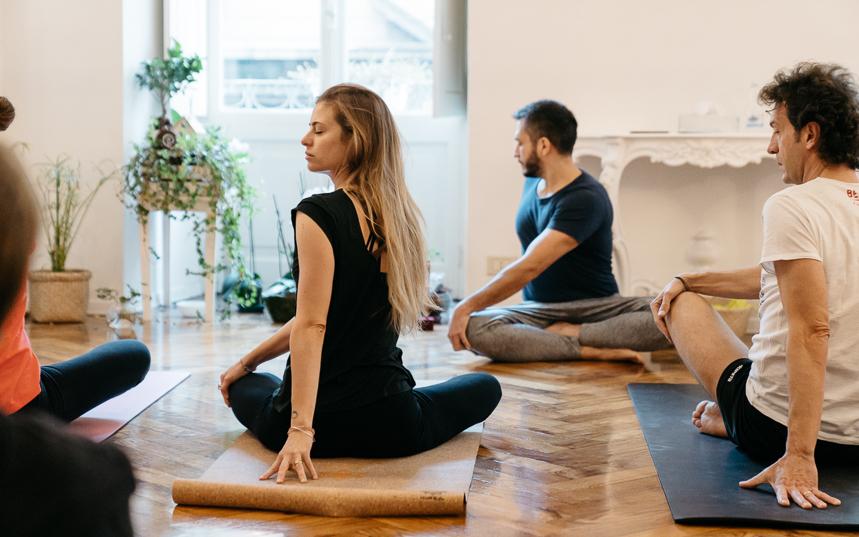 Yoga nel cuore di Torino con Behrang Danesh Eshraghi