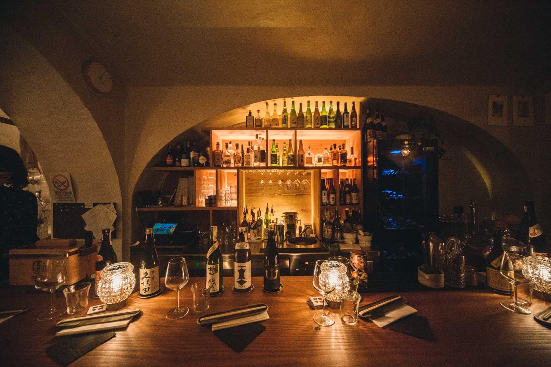 Uovo: il sakè bar di Torino