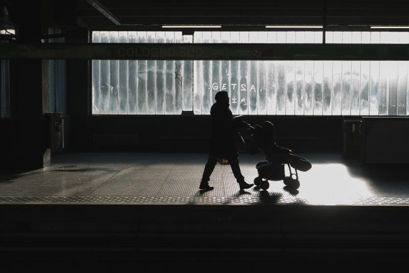 M2 Metro Milano