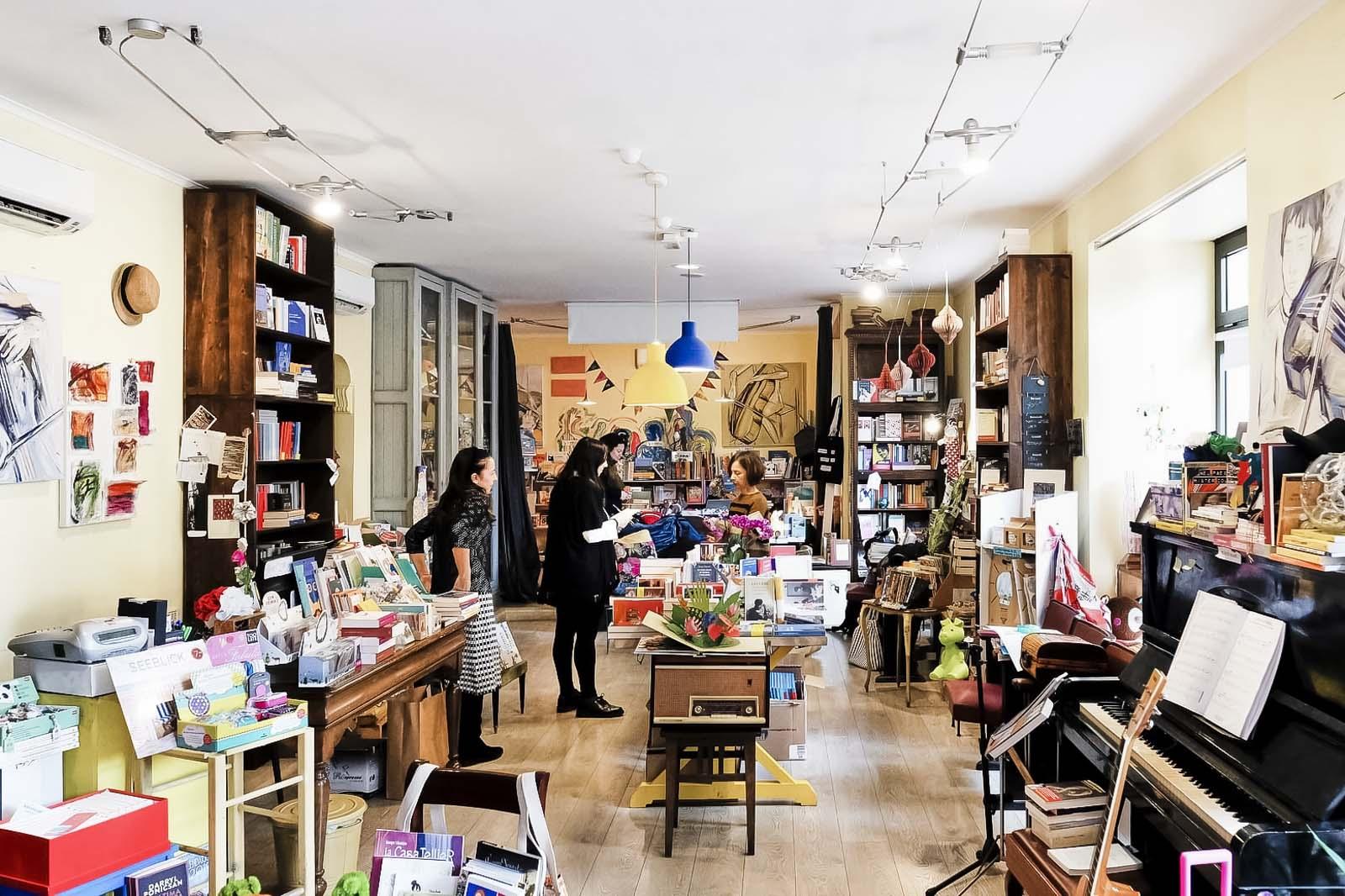 L'altracittà a Roma: leggere, viaggiare, rilassarsi