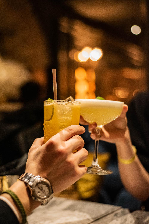 Valentyne: cocktail tra piume e marmi dietro piazza del Popolo