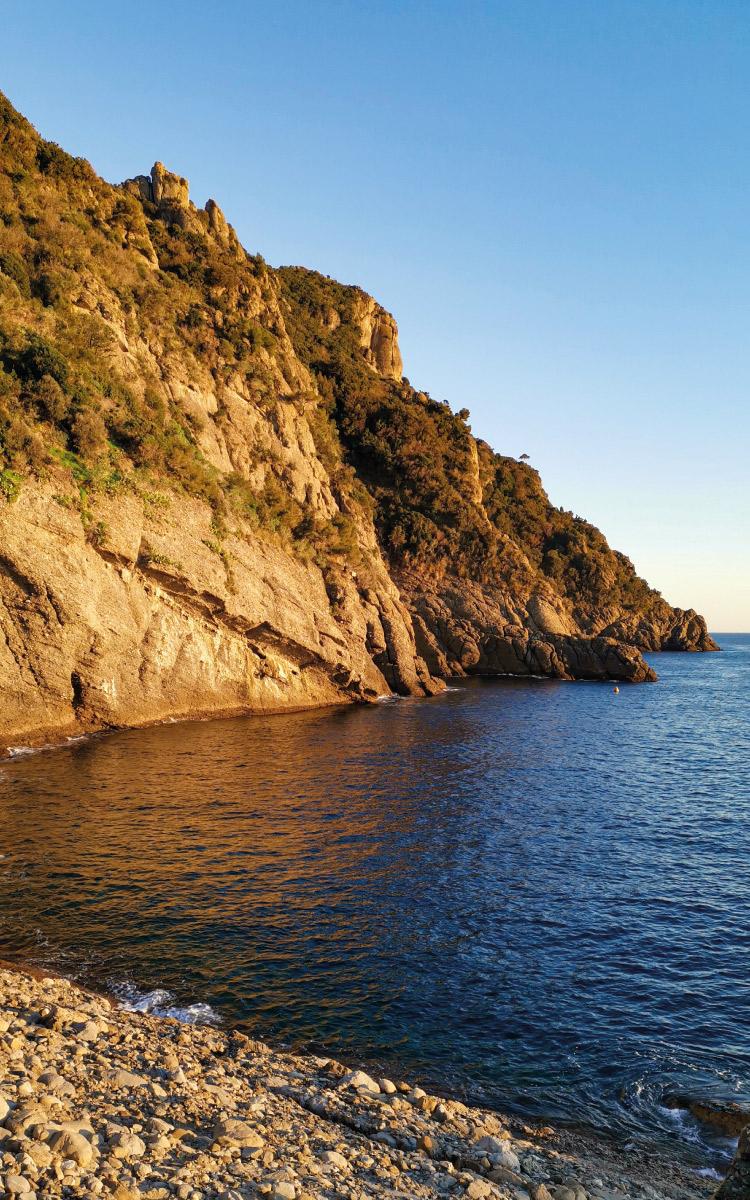 Da San Rocco di Camogli a Punta Chiappa: la direttissima verso il mare