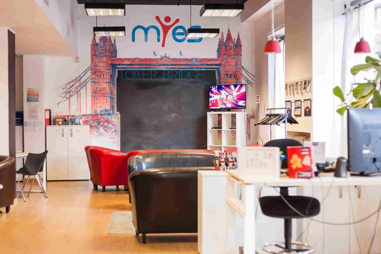 MYES | Inglese per tutti i gusti