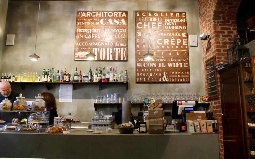 Architorta: l'incontro tra architettura e cucina