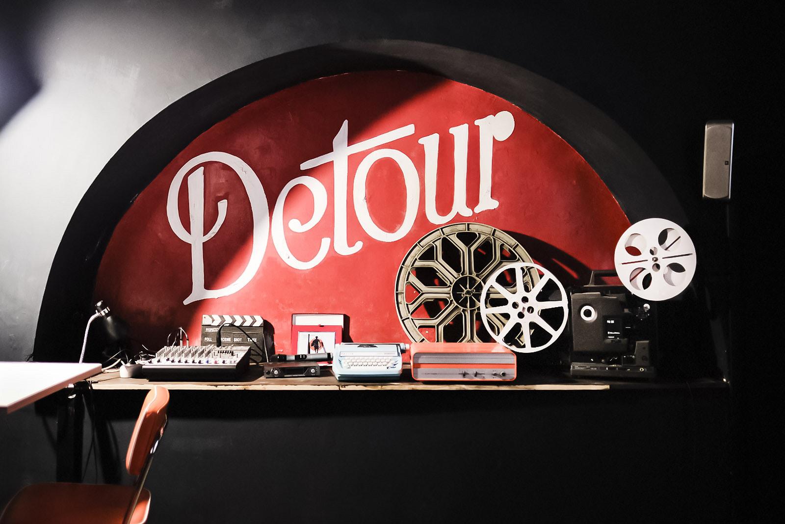 Cine Detour Roma | Serate d'essai a Rione Monti