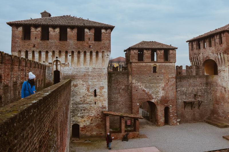 Crema e Soncino: tra palazzi storici e rocche medioevali