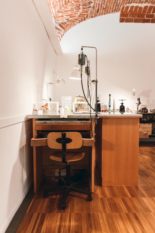 Materico Atelier | un laboratorio artigianale di gioielli in pieno centro a Torino
