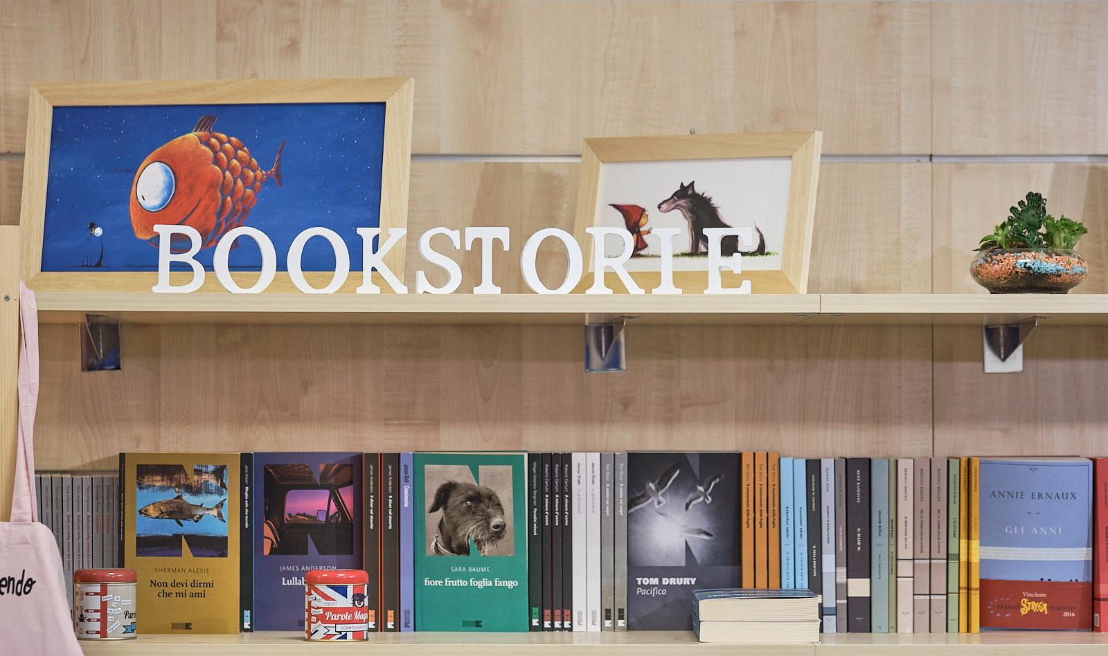 Bookstorie Roma