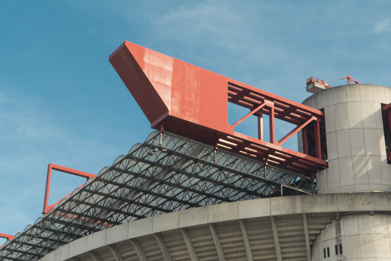 San Siro, lo stadio di Milano