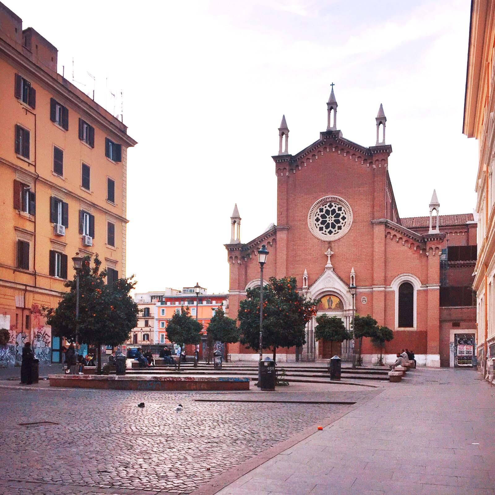 San Lorenzo & Termini