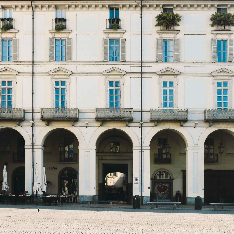 centro storico torino