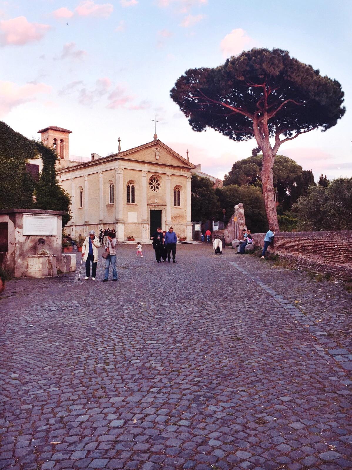 Chiesa S. Aurea