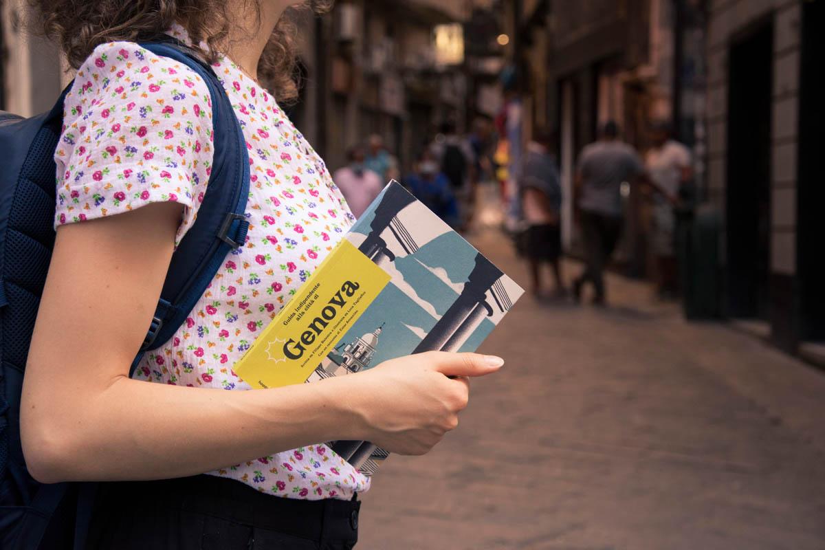 Guida indipendente alla città di Genova | dedicato a tutti gli esploratori inconsueti