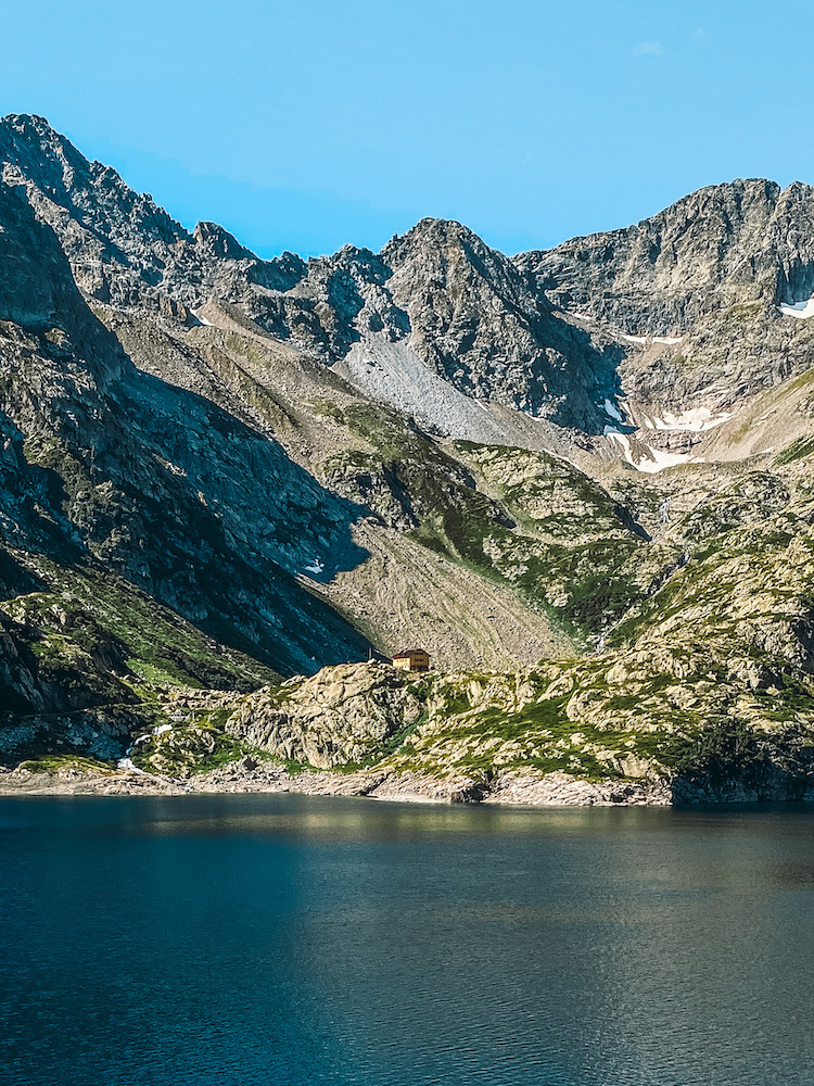 rifugio genova alpi marittime