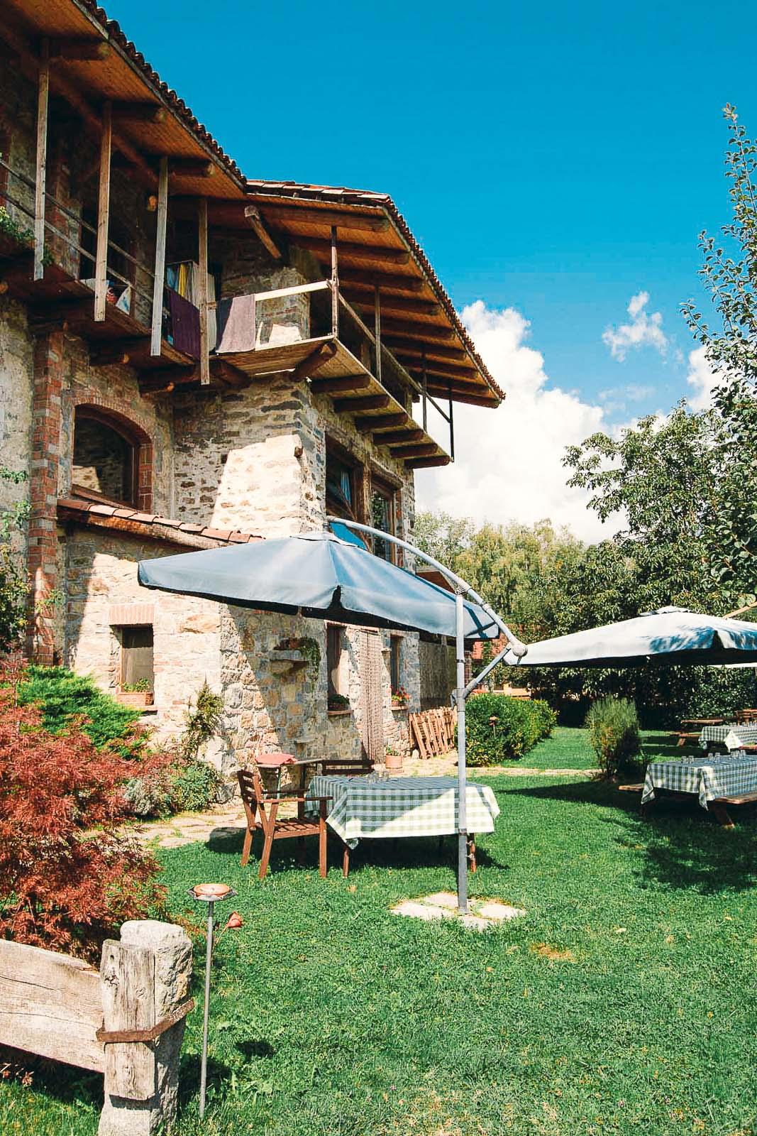 Azienda Agrituristica Cà d'Andrei - Biella