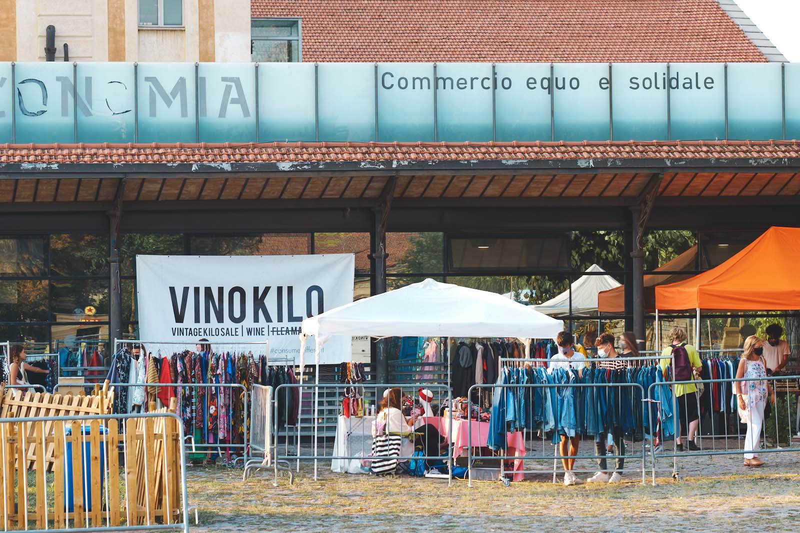 VinoKilo: essere unici, vintage e sostenibili