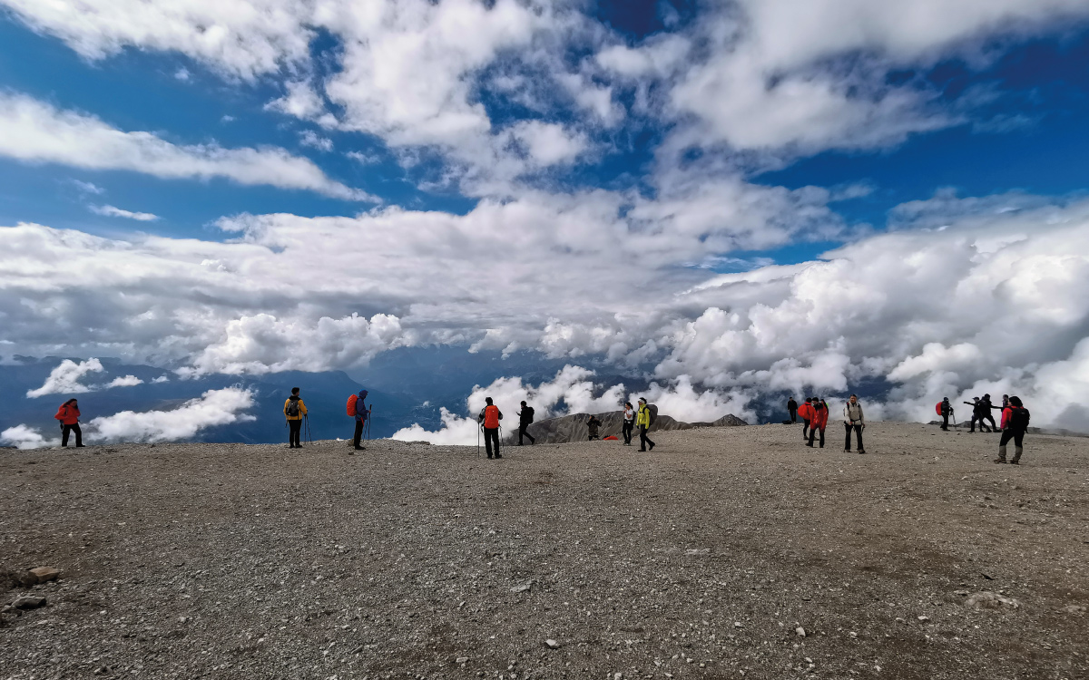 Associazione My Trekking: camminare insieme
