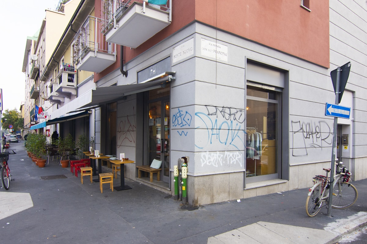 Caffineria – two popular places in NoLo and close to the Martesana
