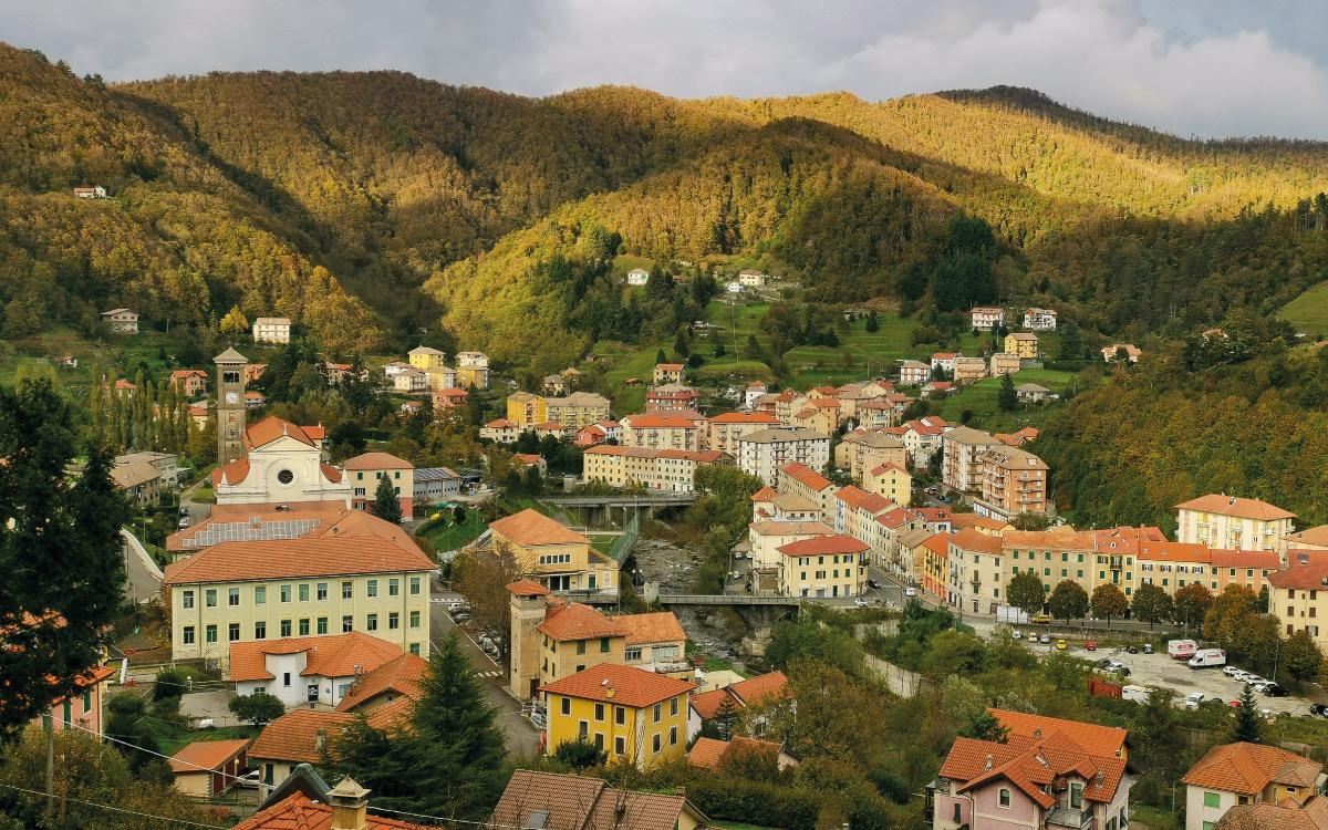 Da Masone a Forte Geremia: tra i colori dell'autunno