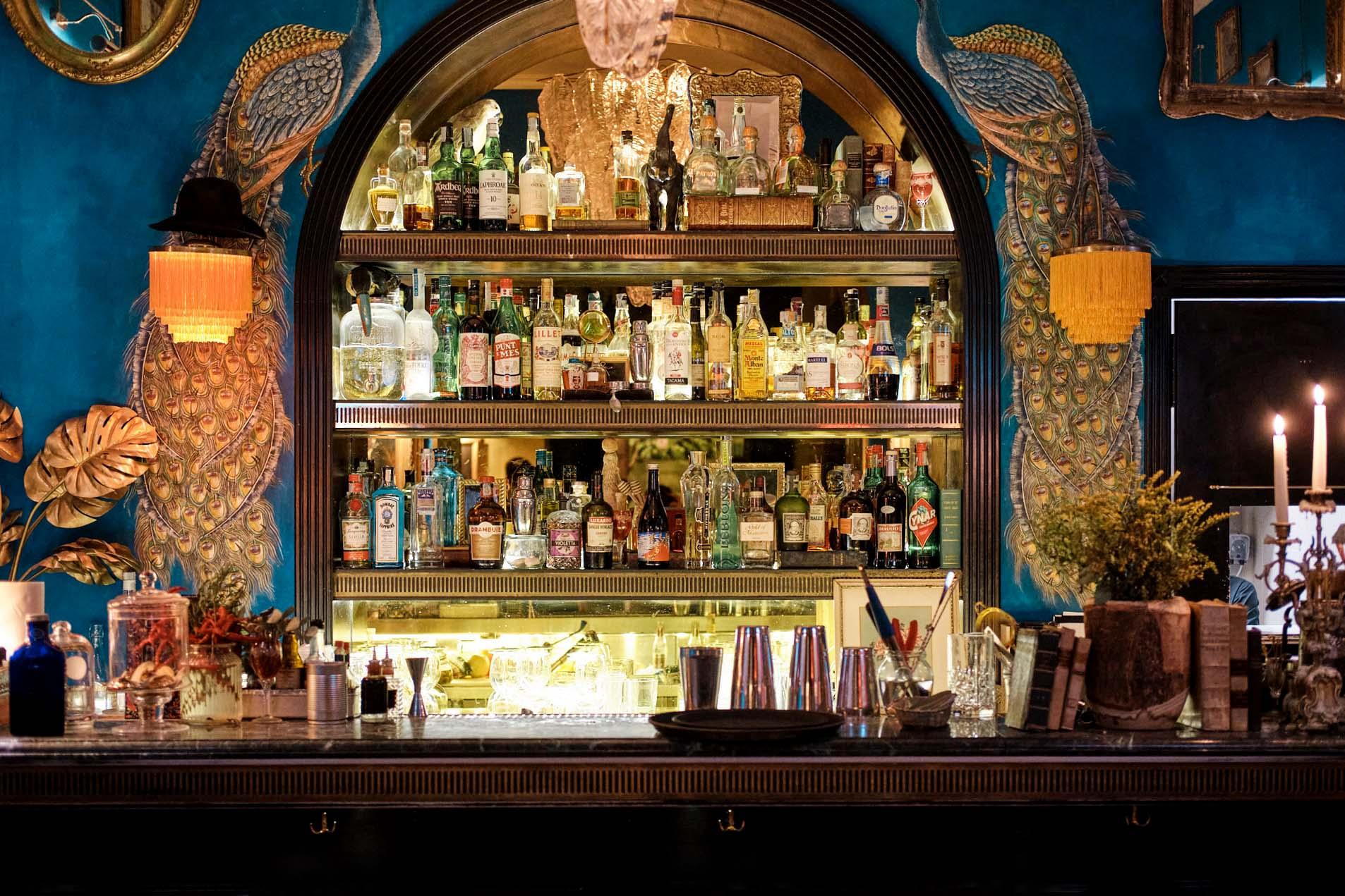 Emerald's Bar a Prati: l'aperitivo per esploratori urbani