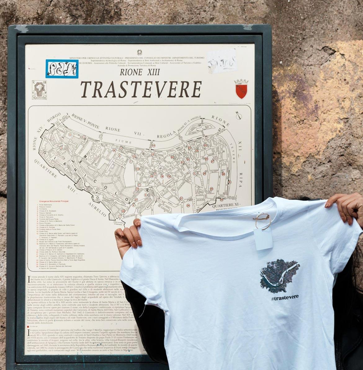 Emmevù: indossare Roma e i suoi quartieri